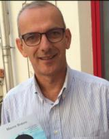 Lo scrittore Marco Braico