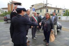 Il Prefetto Emilia Zarrilli in visita a Quarrata