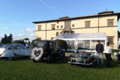 Wedding in Chianti a Villa Le Corti