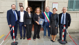 Il Prefetto Zarrilli in visita ufficiale al Comune di Serravalle Pistoiese