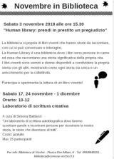 Novembre in biblioteca a Viccio