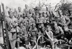 Militari chiantigiani nella Prima Guerra mondiale