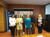 Conferenza stampa stagione teatrale Niccolini (fonte foto comunicato stampa)