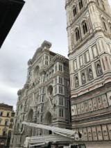 Monitoraggio facciate Duomo Firenze (FontefotoLorianaCurriRedazioneMET)