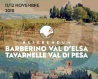 Manifesto referendum Barberino-Tavarnelle