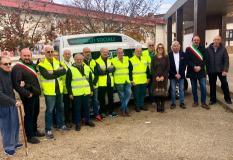 Volontari all'Auser di Tavarnelle