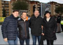Inaugurazione skate park all'Isolotto