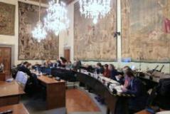 Consiglio Metropolitano (foto Antonello Serino Ufficio Stampa - Redazione Met)