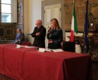 Convegno sull'usura alla Prefettura di Firenze