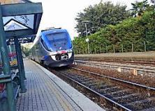 Treno regionale (foto Antonello Serino, Ufficio Stamap - Redazione Met)