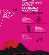 Manifesto di Toscana Aeroporti contro la violenza alle donne