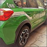 Carabinieri Forestali (foto Antonello Serino Redazione Met)