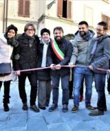 Inaugurazione piazza buonamici