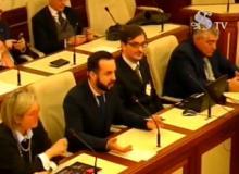 Il sindaco Cucini in audizione al Sento