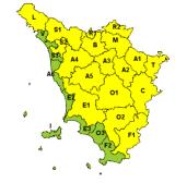vigilanza 23 gennaio - fonte regione Toscana