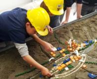 Si insegna la difesa del suolo alla scuola media di Greve
