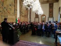 Cerimonia per il Giorno della Memoria 2019 in Prefettura a Firenze