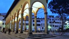 Piazza dei Ciompi (foto Antonello Serino Redazione Met)
