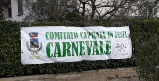 Capraia e Limite, arriva il Carnevale