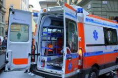 Ambulanza (foto Antonello Serino Redazione di Met)
