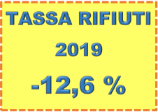 Approvata la riduzione della Tari tassa rifiuti 2019