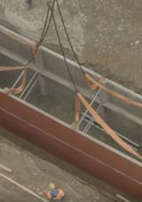 Il posizionamento della cisterna (foto da link del comune)