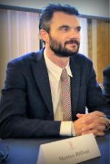 Sindaco di Prato Matteo Biffoni (foto Antonello Serino - MET)