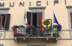 Il municipio di Cerreto Guidi ( foto da comunicato)