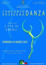 Il manifesto del concorso Ciattà di Empoli (immagine da comunicato)