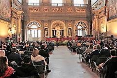 Un delle precedenti feste '18esimo a Palazzo' (foto da arch. met)