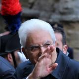Il Presidente Mattarella sarà alla Scuola della Magistratura il 5 aprile (foto archivio Antonello Serino MET)