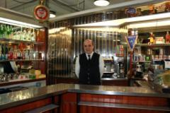Dino Calvo, indimenticabile figura del Bar Vittoria