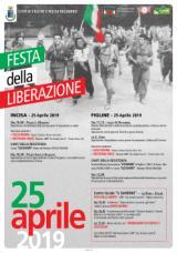 Festa Liberazione: tre momenti di celebrazione a Figline e Incisa
