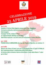Festa della Liberazione: il Comune di Vinci celebra il 25 Aprile