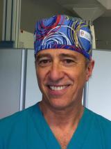 dottor Stefano Calzolari e della sala operatoria del Santa Maria Nuova