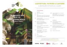 Locandina seminario Architetti 16 maggio