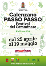 Locandina Evento Calvana Calenzano