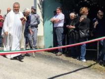 Il saluto dell'Amministrazione di Rignano sull'Arno a Don Nerbini