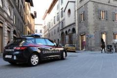 Firenze. Servizi antidroga in città, i carabinieri effettuano tre arresti (fotoarchivioAntonelloSerinoMET)