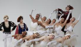Les Ballet Trockadero foto di Zoran Jelenic (fotoda comunicato)