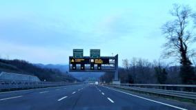 A1 Milano - Napoli Panoramica (fotoarchivioAntonelloSerinoMET)