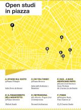La locandina di Studi in Piazza (immagine da comunicato)