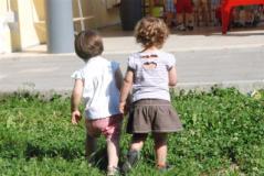 Camminare con i bambini per abitare il mondo