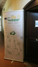 Educare al recupero e riuso dei rifiuti elettrici: il progetto Life Weee entra nel vivo