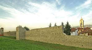 Sabato passeggiata guidata lungo le mura figlinesi
