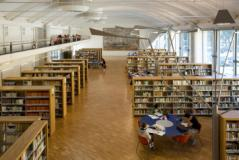 Biblioteca San Giorgio (fonte foto pagina fb)