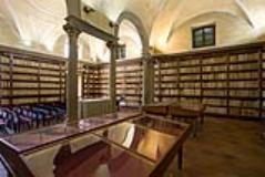Sala Gatteschi della Biblioteca Fonteguerriana (foto da comunicato)