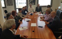 Il Prefetto incontra i Sindaci neo eletti dei Comuni della provincia di Pistoia