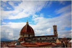 Per i funerali del Maestro Zeffirelli Duomo di Firenze e Cupola chiusi al pubblico (foto Antonello Serino Redazione di MET)