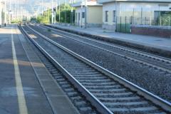 RFI, Linea Firenze - Pistoia - Viareggio: proseguono i lavori per il raddoppio tra Pistoia e Montecatini (Foto: Antonello Serino - Redazione di MET)